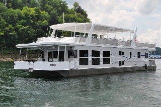 New Custom Designed Houseboats For Sale | Thoroughbred Houseboats LLC