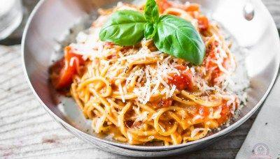 One Pot Pasta - wenn Kochen doch immer so einfach wäre...
