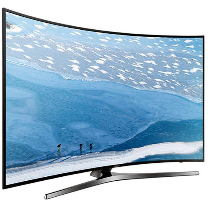 SAMSUNG UA55KU7500 55'' UHD CURVED LED TV