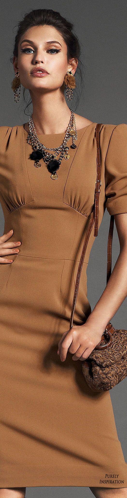 brown dresses 6