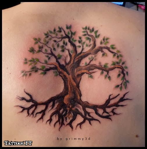 27 Awesome Picturesque Landscape Tattoo Designs: 25+ Best Ideas About Tree Tattoo Meaning On Pinterest
