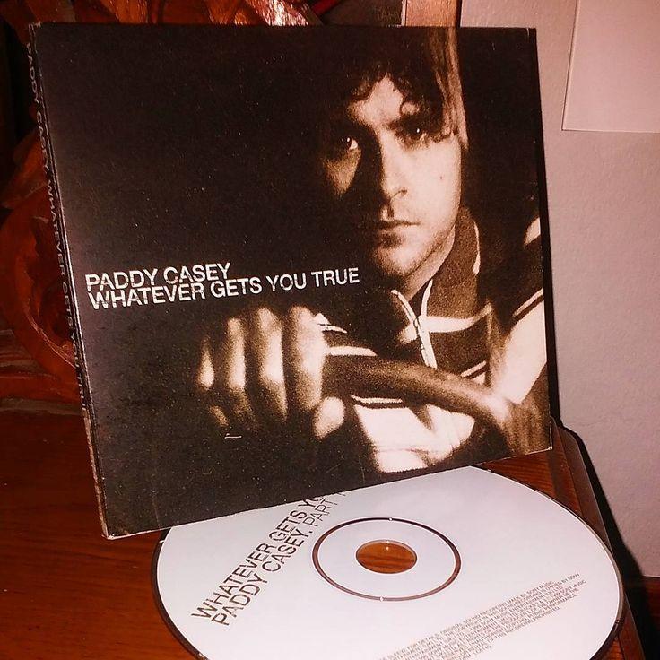 Whatever gets you true Paddy! ...through even!     #tuesdaytunes #compactdisc #recordcollector #records #instacd #paddycasey #whatever    _____________________________ #whatevergetsyouthrough #vinylcollector #cdclub #cdcommunity #vinyljunkie #cdoftheday #musiccollection #greatsounds #records #irishrock #singersongwriter #nowplaying #nowspinning #music #instalike #rock #cdcollection #cd #single #instapic #irish #dublin #irishsinger