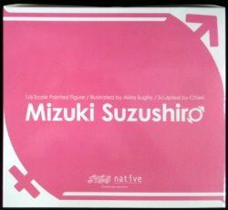 ネイティブ ボクガール/キャラクターズセレクション 鈴白瑞樹/Suzushiro Mizuki