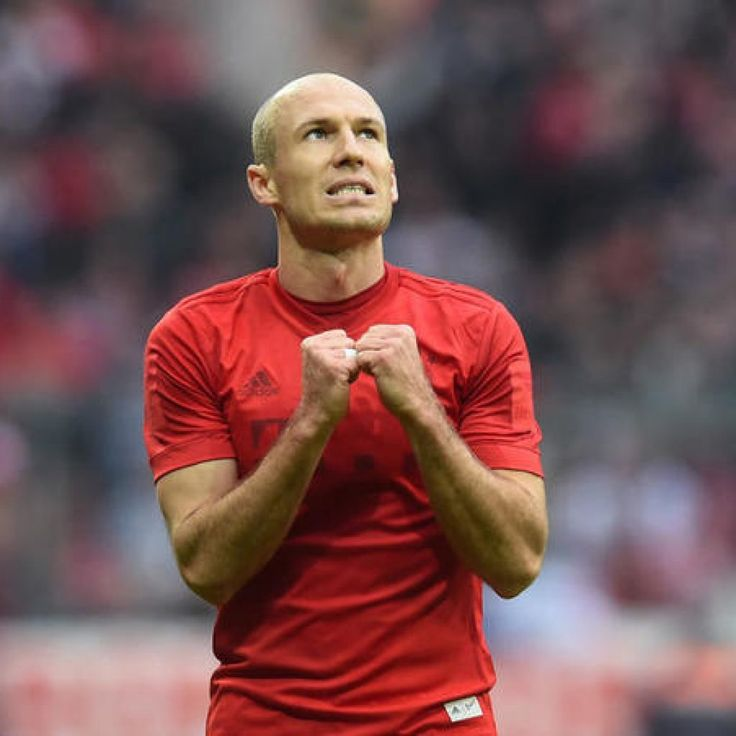 Robben Sempat Ragu Tinggalkan Real Madrid