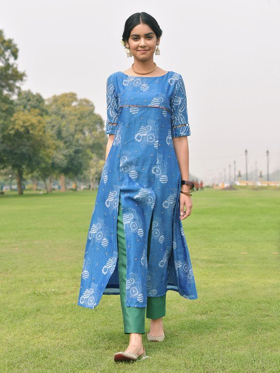 Different Types Of Kurtis Designs Simple Craft Ideas Desi