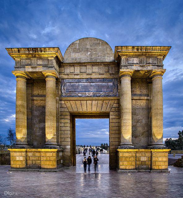 Hispania Romana (Roman Spain) - Puerta del Puente Romano 3 (Cordoba)