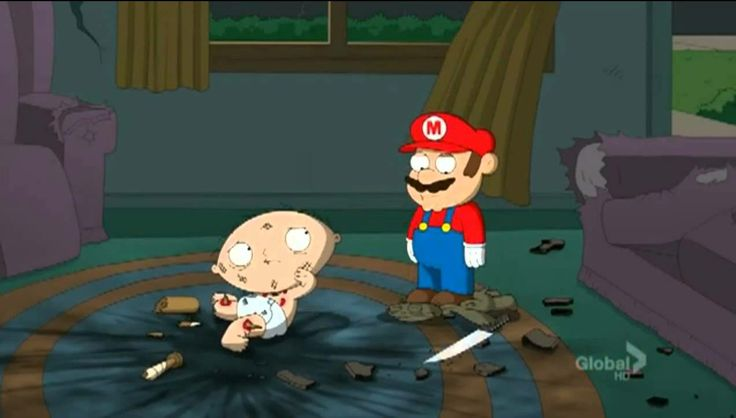 Mario Family Guy 17 Best images about F...