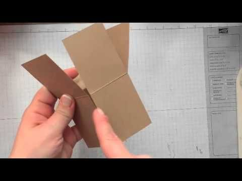 Card in A box tutorial.  GREAT. Looks easy enough..just need to find a design I like :)