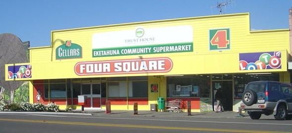 Eketahuna | Four Square