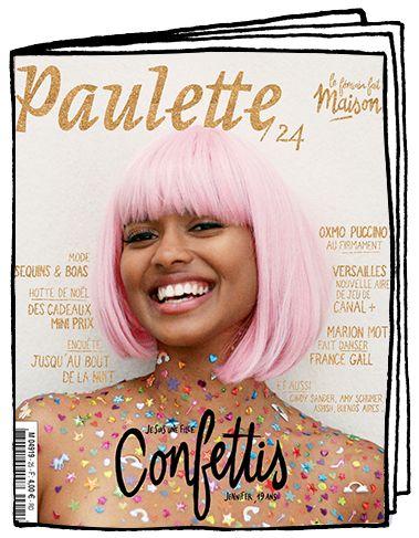 Abonnement Paulette Magazine