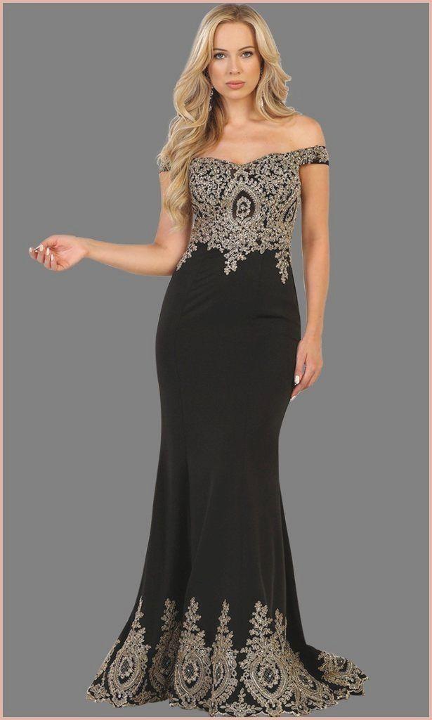 Toll, Schwarzen Langen Kleid zur Hochzeit Eingeladen, zu ...