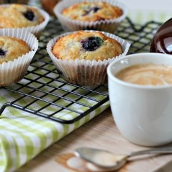 Perfect Blueberry Muffins | Cakes | Pinterest