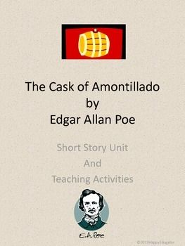 """foreshadowing irony and symbolism in the cask of amontillado by edgar allan poe Foreshadowing and irony in ea poe's """"the cask of amontillado"""" motivation: can you think of a movie where the screenwriter gives you some clues to suggest what is going to happen or who the villain in the story is."""