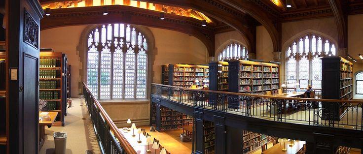 Frederick Thompson Memorial Library, Vassar College, Poughkeepsie, Stato di New York, USA 35 fantastiche biblioteche - Il Post