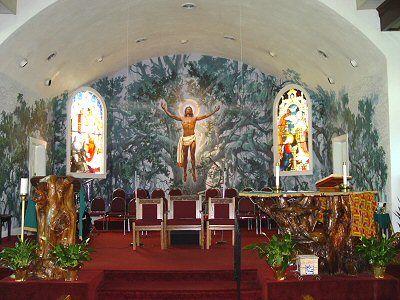 St. Rose de Lima Catholic Church, Bay St. Louis, MS.