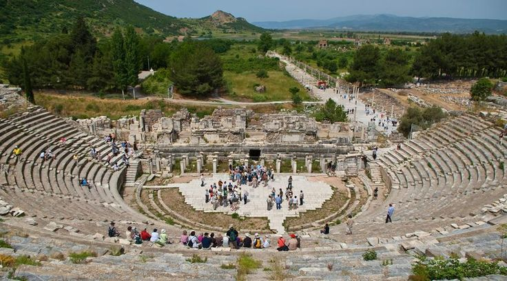 Enjoy an amazing full day Ephesus tour including the main sites in and around the stunning Ephesus ancient city with Tourboks..