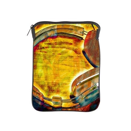 Headphones II iPad Sleeve by AngelEowyn. $38.50