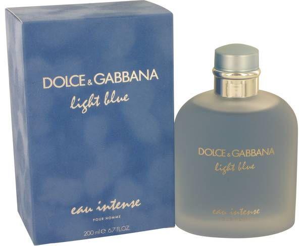 Light Blue Eau Intense Cologne By Dolce Gabbana Dolce And Gabbana Cologne Light Blue Cologne