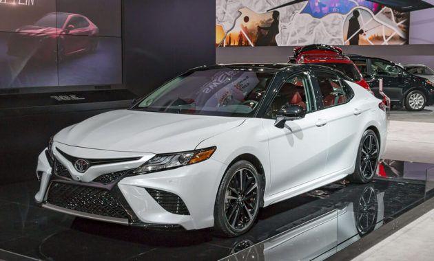 2019 Toyota Camry Redesign Toyota Camry Camry Toyota Cars