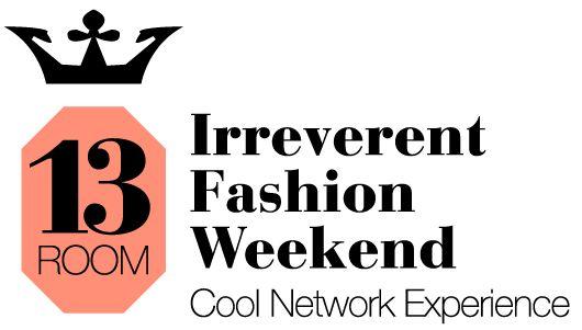 El #IrreverentFashionWeekend organizado por #13ROOM: #Moda #Workshop #Cóctel durante le 8 y 9 de Marzo en el Hotel La Sacristía de Santa Ana En la Alameda de Hércules Nº22, Sevilla. Toda la información en http://13roomexperience.com