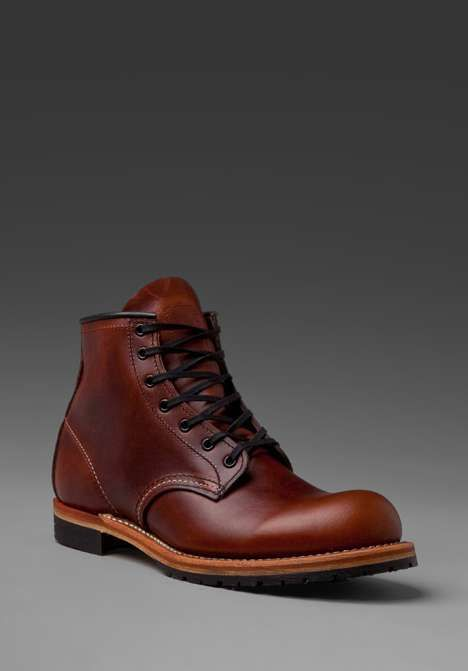 "Love the Red Wing Shoes Beckman 6"" Classic Round on Wantering 