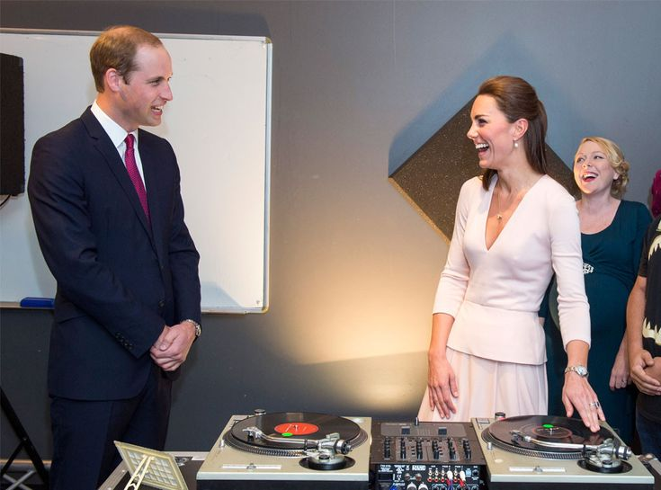 Kate Middleton Learns to DJ as Prince William Channels Justin Bieber With His Graffiti Art | E! Online