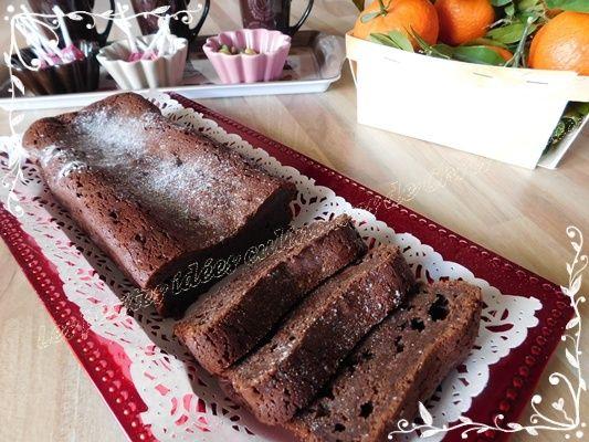 Fondant au chocolat de Laurent Mariotte - Les petites ...