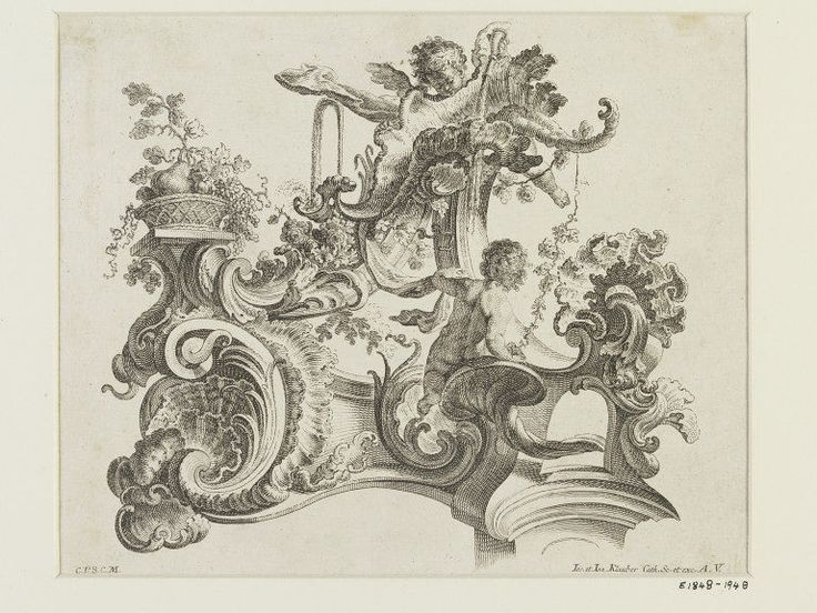 Print | Johann Baptist Klauber | V&A Search the Collections