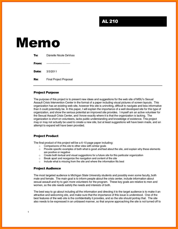 memorandum business letter resume emails examples Home Design - project memo template