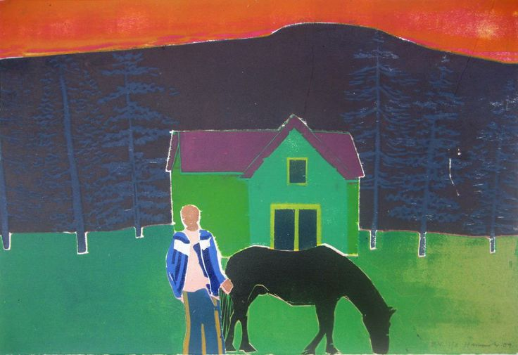 Horse and Boy TOM HAMMICK