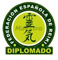 Mi ficha de la Federación Española de Reiki