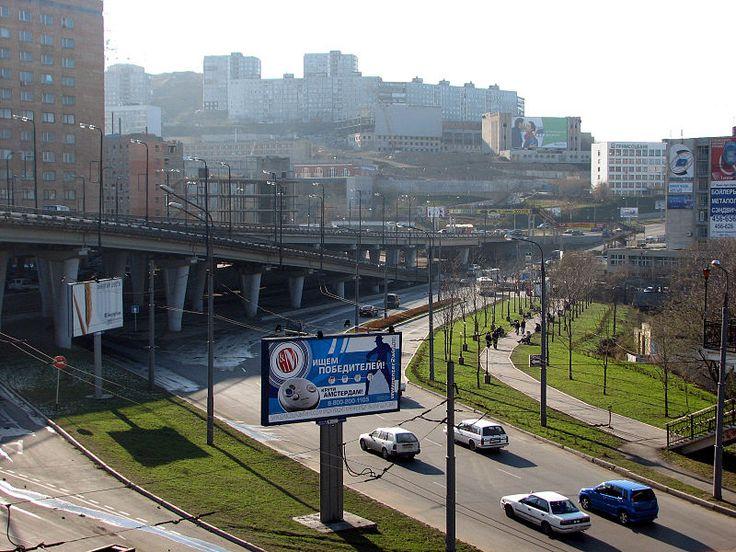 ゴーゴリ通り ◆ウラジオストク - Wikipedia https://ja.wikipedia.org/wiki/%E3%82%A6%E3%83%A9%E3%82%B8%E3%82%AA%E3%82%B9%E3%83%88%E3%82%AF #Vladivostok