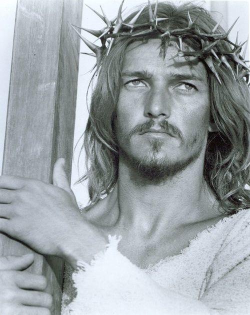 Ted Neeley in 'Jesus Christ Superstar', 1973.