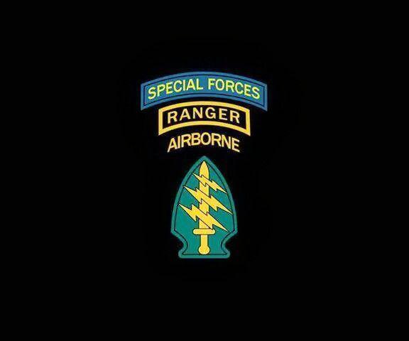 ranger airborne military memorabilia insignia and