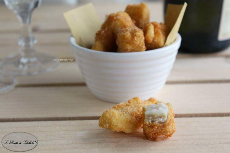 #Stick di #baccalà #fingerfood #ricetta #foodporn #gialloblogs