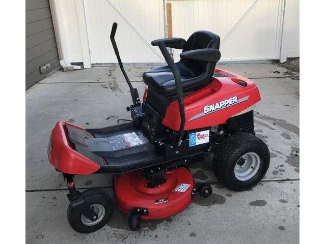 Snapper Zero turn mower - Tools & Equipment - Boise - Idaho - announcement-90030