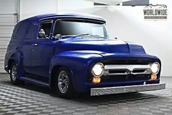 55 Ford F100 For Sale In Tx Autos Post