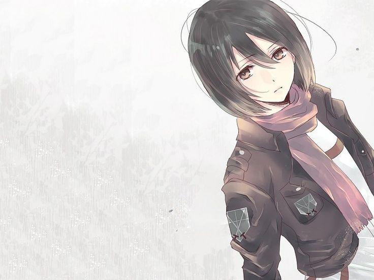 Mikasa Ackerman – Attack on Titan Wallpapers