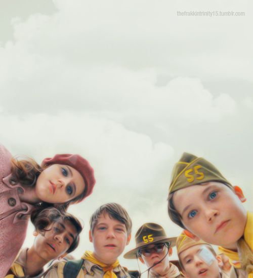 Moonrise Kingdom, Wes Anderson, 2012