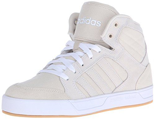 adidas NEO Women\u0027s Raleigh Mid W Casual Sneaker,Brown/Brown/White,7