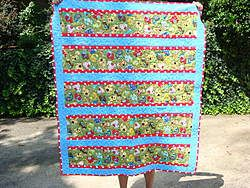 36 best Quilts for large scale prints images on Pinterest ... : quilt patterns for big prints - Adamdwight.com