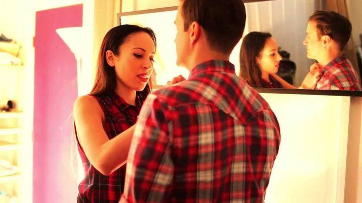 Janna - Läpinäkyvä (Making of) Jannan musiikkivideon meikki tehtiin Lumene Natural Code-tuotteilla