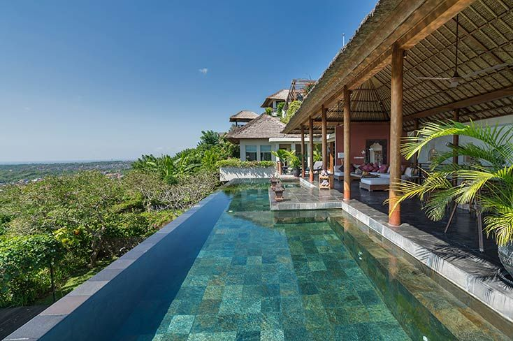 The Longhouse, 6 Bedroom villa, Jimbaran, Bali