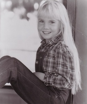 Little me doppleganger...Gone too soon ~ Heather O'Rourke, from Poltergeist. Died age 12 from cardiac arrest.