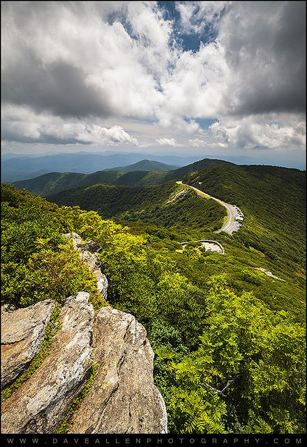 Blue Ridge Parkway Craggy Gardens Asheville Nc Craggy Pinnacle Routes We 39 D Like To Scoot