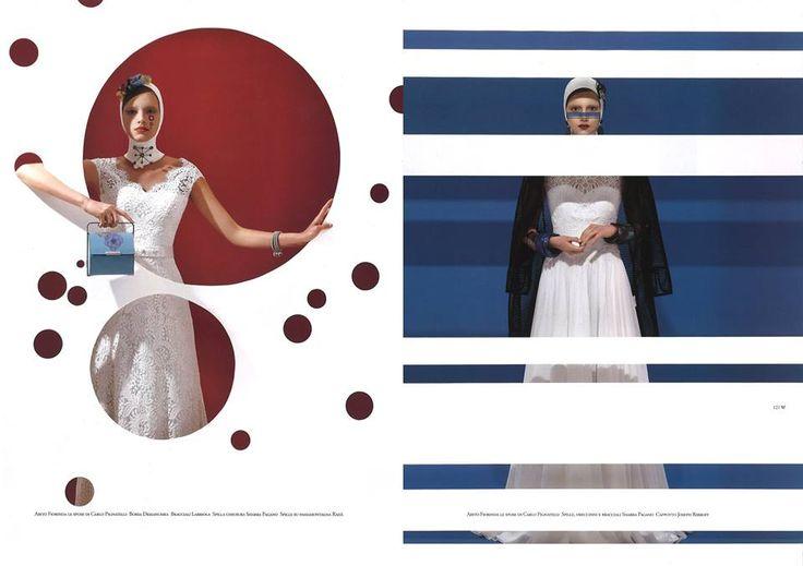 Carlo Pignatelli featured on Vogue Sposa #carlopignatelli #fiorinda #editorial #newcollection #nuovacollezione #abitodasposa #weddingdress #bridalgown #matrimonio #wedding #sposa #bride