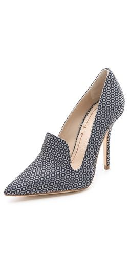 Elizabeth and James Stella Loafer Pumps - These are so sharp looking!
