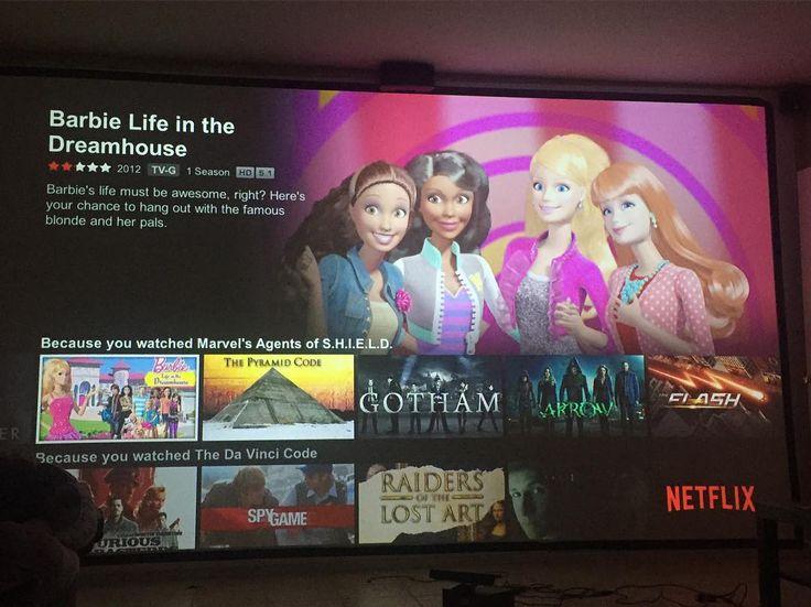 So because I watched agents of shield Netflix thinks Barbie should be added. Go home Netflix you're drunk.  #hiphop #scratching #music #aycustoms #skratcher #scratchlife #turntablism #turntablist #rane #serato #vestax #focusfader #numark #beats #dj #djlife #records #vinyl #sirness #flscratchleague #fulltimekutterz #tablistnet #innofader #artofskratch #battleave by sirness_the_tablist http://ift.tt/1HNGVsC