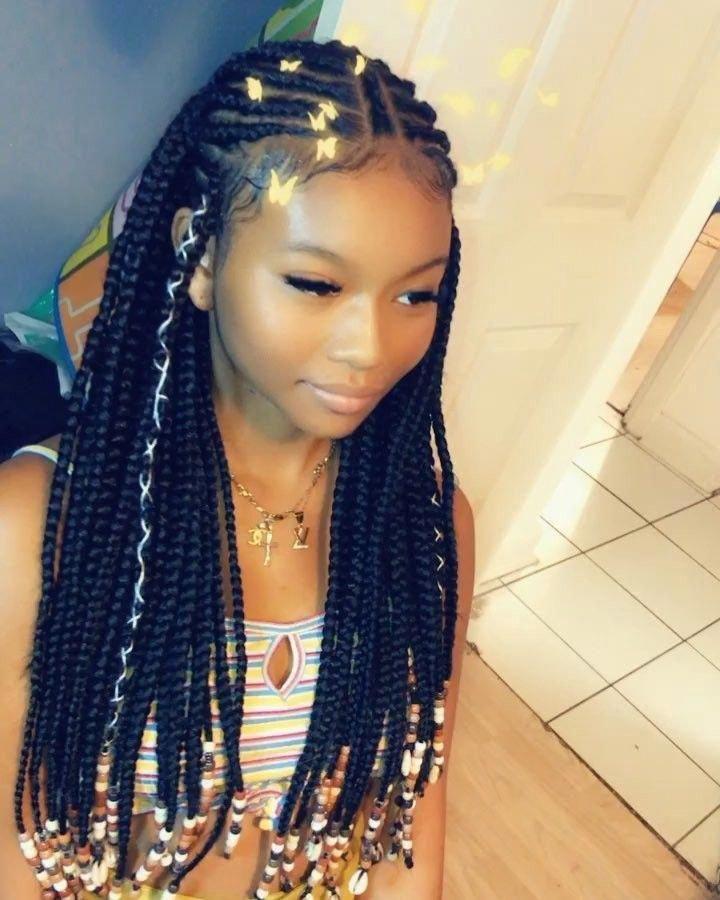 Teenage Hairstyles Girls Curls Boxbraids Best Braid Styles Current Hair Styles Natural Hair Styles