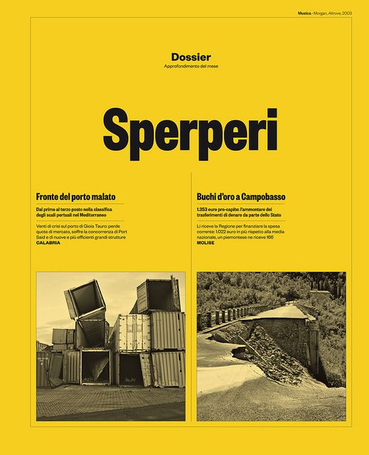 Dossier:  IL redesign by Francesco Franchi